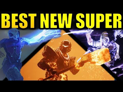 Destiny 2: BEST NEW SUPERS! | What to Unlock First in Forsaken! thumbnail