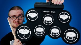 Digital Electronic Drum Kit | LOOTd Unboxing
