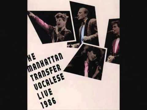 Manhattan Transfer - The Jungle Pioneer (Viola Violar)