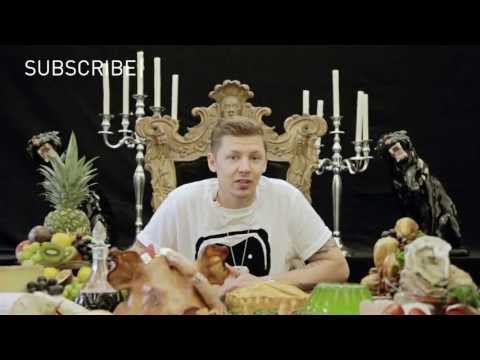 Food For Thought With Professor Green
