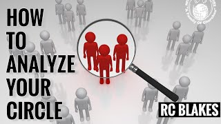 HOW TO ANALYZE YOUR CIRCLE by RC BLAKES
