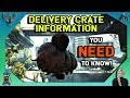 ARK EXTINCTION: DELIVERY CRATE INFORMATION - YOU NEED TO KNOW!