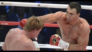 Wladimir Klitschko vs Alexander Povetkin Full Fight HD