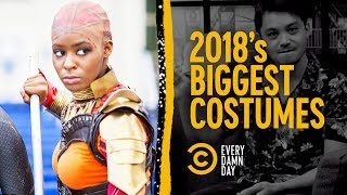 Halloween Costumes 2018: the Good, the Bad and the Very Bad