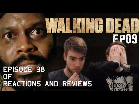 The Walking Dead: Reactions and Reviews EP38   S05E09 - MID-SEASON PREMIERE