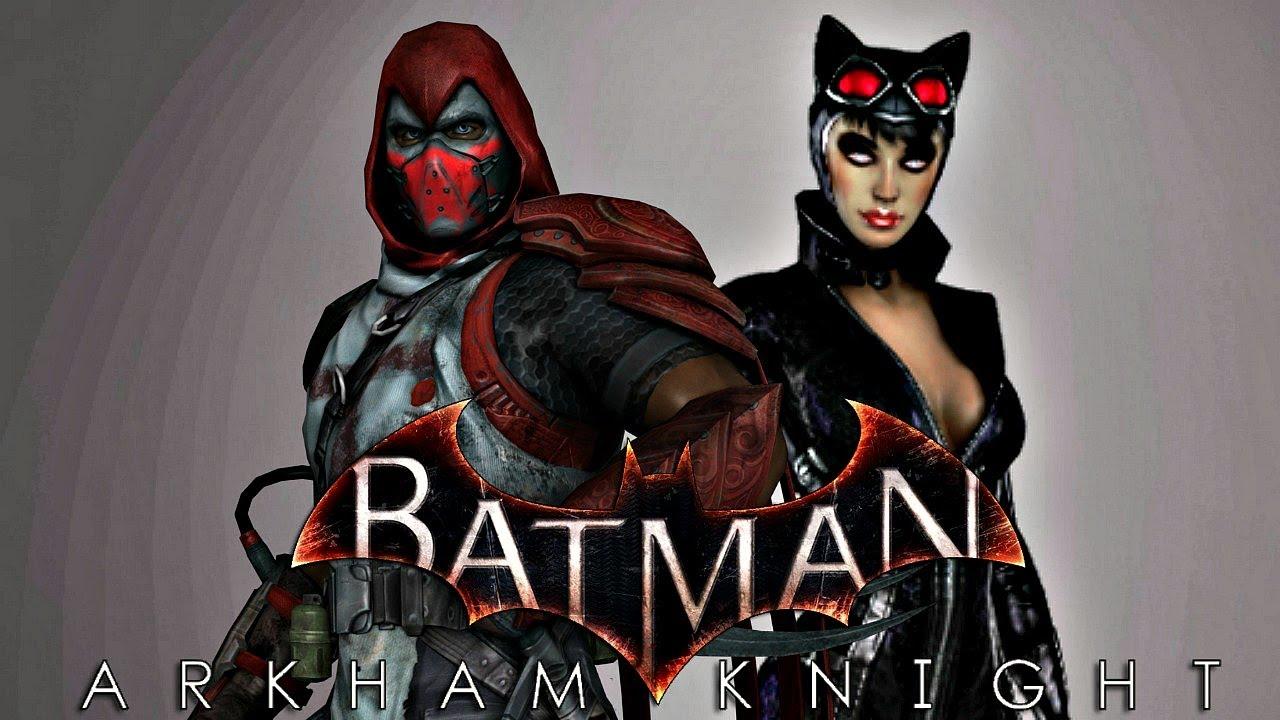 Batman Arkham Knight Jokers Son Batman Arkham Knight Azrael