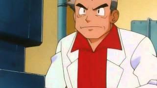 Professor Oak Pissed