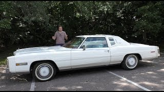 Here's a Tour of the Most Expensive Cadillac From 1977
