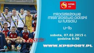 Młodzieżowe Mistrzostwa Polski w Futsalu U16 - Toruń 2015 / DZIEŃ 2