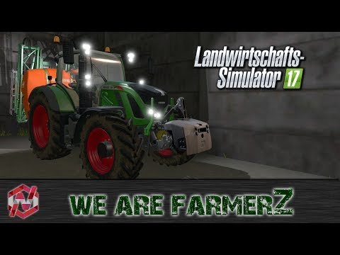 WE ARE FARMERZ - #058 - Sich Technik ausborgen - Landwirtschaftssimulator 17 - LS17 - FS17