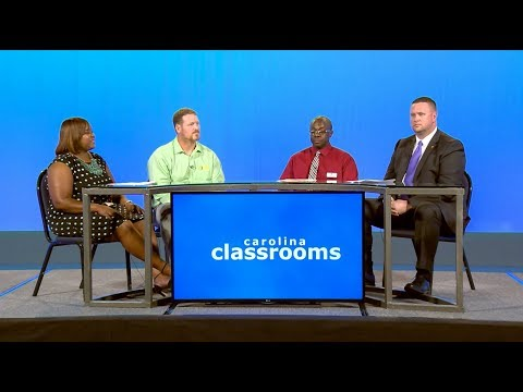 Carolina Classrooms: College and Career Readiness 2019