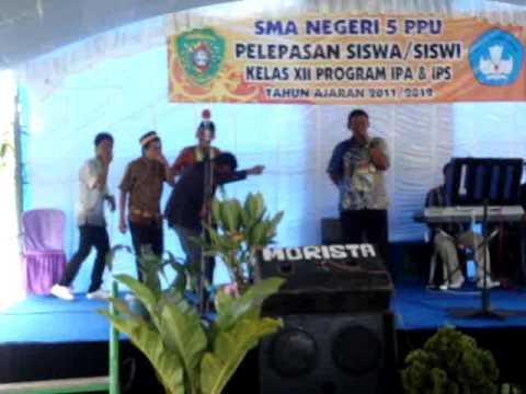 perpisahan SMAN5 ppu angkatan 2012