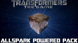 Transformers: The Game Allspark Powered Pack