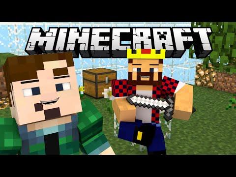 ГДЕ ЖЕ ЭТОТ ХЛЕБ? - Minecraft Выживание в Сосудах