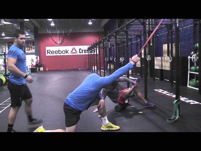 Reebok CrossFit ONE - Mobility Promo