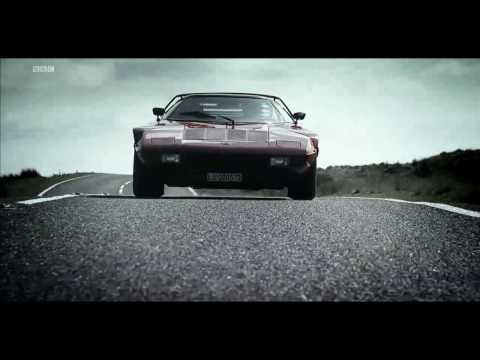 Top Gear Lancia stratos