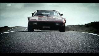 Top Gear Lancia stratos