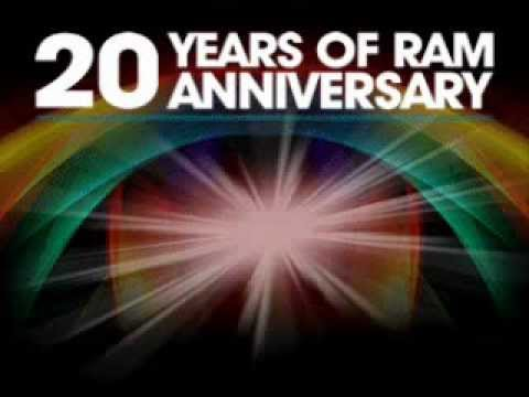 20 YEARS OF RAM RECORDS ANNIVERSARY B'HAM - RADIO ADVERT
