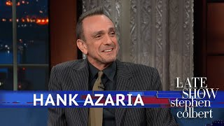 Hank Azaria Gave 'Simpsons' Voices To 'The Wizard Of Oz'