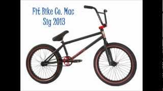 Top 10 BMX bikes 2013 (Updated)