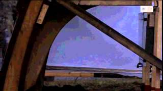 Replica de Canhão do Século XVII (17) disparando
