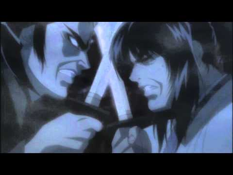 Basilisk - Kouga Gennosuke Vs. Yakushiji Tenzen (japanese Subtitles) video
