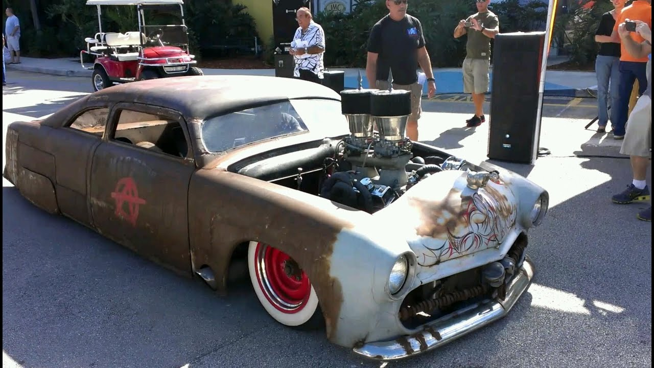 Rat Rod Crazy Supercar Must See Youtube