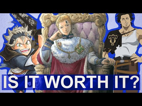 Is Black Clover Worth it?