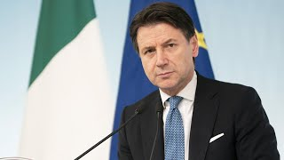 video: Italy orders complete lockdown to fight coronavirus