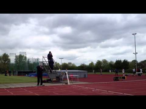 800m Men's Final Oxbridge Varsity 2013