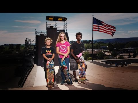 Camp Woodward Season 8 - EP4: Welcome To Woodward