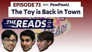 THE TOY IS BACK IN TOWN | The Reads Episode 73 ft. PPU