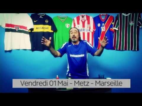 BA - L'Instant Roustan : 35ème journée de Ligue 1 - Metz / Marseille - TV5MONDE