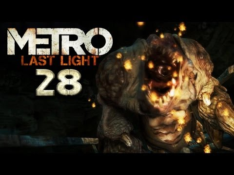 METRO LAST LIGHT [HD+] #028 - Die Dicke Mama � Let's Play Metro: Last Light