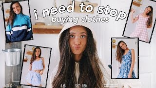 try-on clothing haul! it's back to school time?