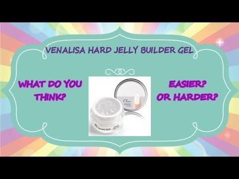 Venalisa Hard Gelly Gel Trial and Review