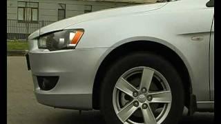 Тест-драйв Mitsubishi Lancer X