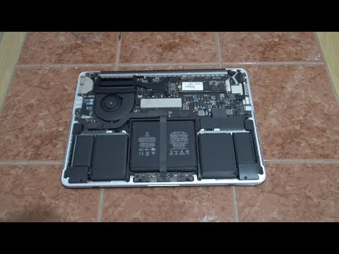 MacBook Pro Early 2015 SSD Upgrade (Transcend JetDrive 820)