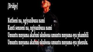 eMTee - We Up (Lyrics)