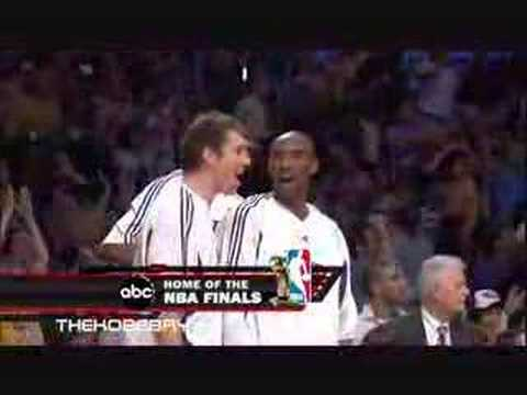 Kobe Bryant & Pau Gasol highlights game 1 round 1 2008 Po's