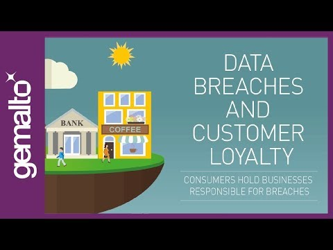 젬알토가 2016 데이터 유출 및 고객 충성도 보고서를 발표했다