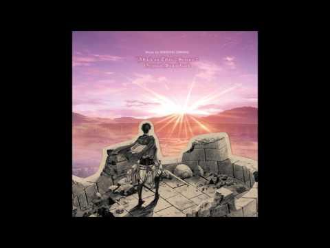 Attack On Titan OST - Call Of Silence   Hiroyuki Sawano