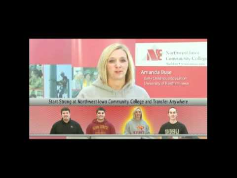 There's a Place for You 2 - Northwest Iowa Community College