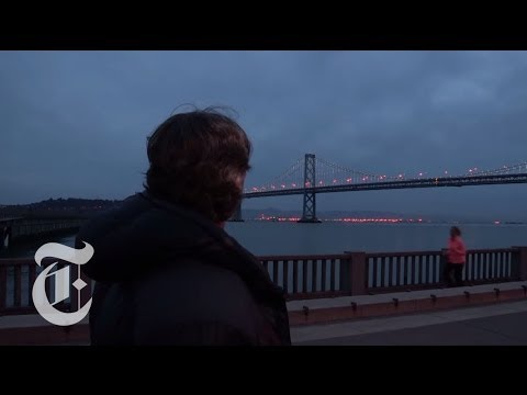 Bay Bridge Lights: An LED Art Installation - Bridge of Light