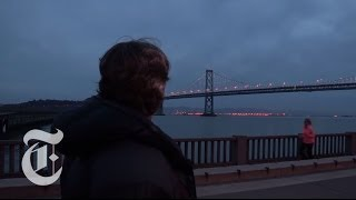 Bay Bridge Lights_ An LED Art Installation - Bridge of Light