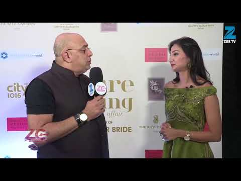 Fashion Designer Tarun Tahiliani at couture wedding affair - Priya Jethani
