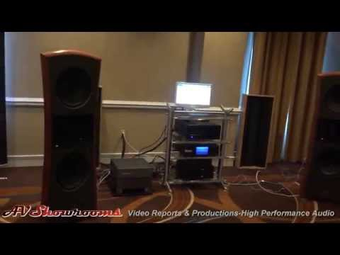 Core Audio Technology with Hawthorne loudspeakers