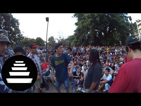 NACHO WOLF vs FATIGA EZZE vs ALQUIMISTA TAIL vs CHOCO ESPI - 8vos (2VS2 - 27/11) - El Quinto Escalon