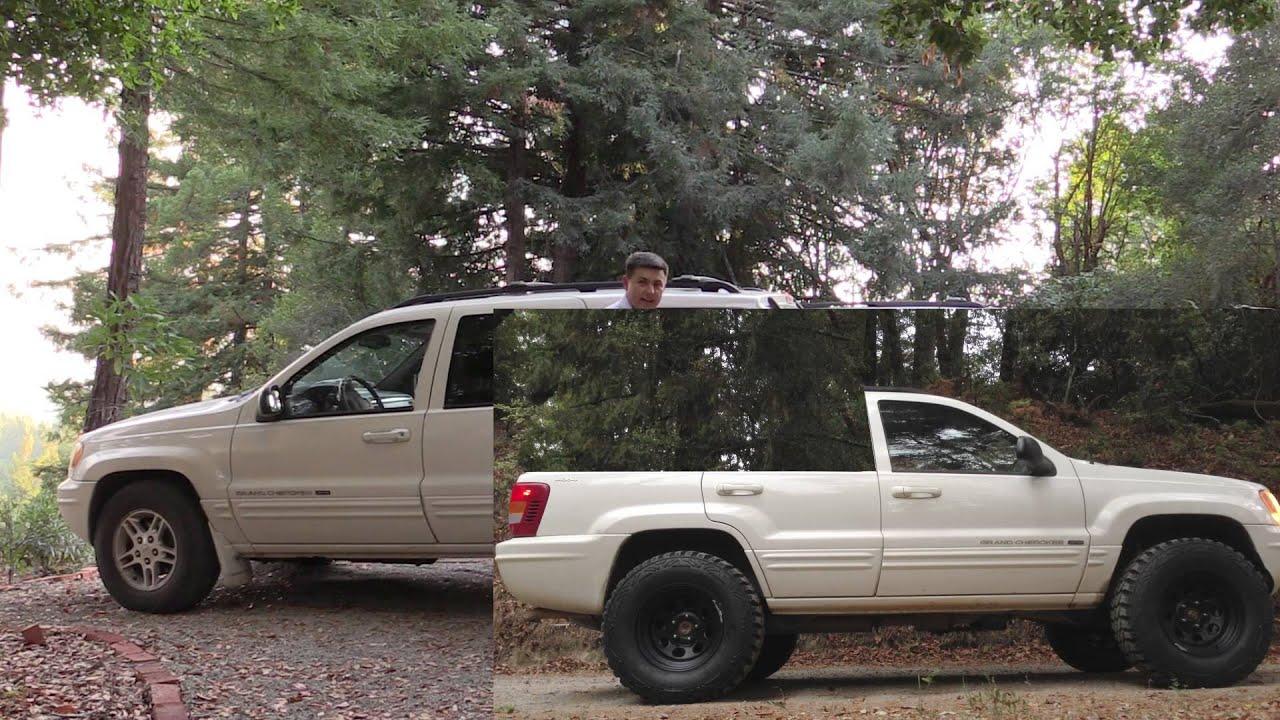 Jeep Grand Comanche Project Jeep Grand Cherokee Pickup