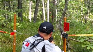 WFTC 2015 LITHUANIA FİELD TARGET WORLD CHAMPIONSHIP RED LANE 8 Standing Position